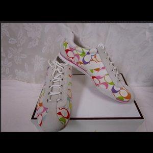 Coach Designer Sneakers